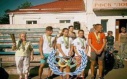 В Кривом Роге прошли «Малые Олимпийские игры»