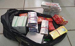Рейд в аптеках Кривого Рога. Наркотиков на 20 000 гривен