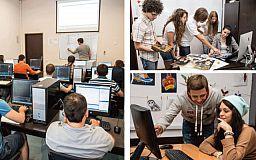 Компьютерная Академия ШАГ теперь и в Кривом Роге