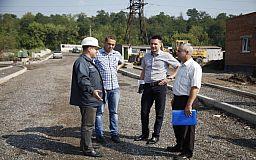 В Терновском районе Кривого Рога идет строительство нового кладбища