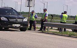 Криворожские полицейские остановили водителя на угнанной в Одессе машине