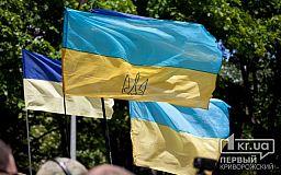 Криворожанам предлагают стать участниками патриотического флешмоба ко Дню Государственного флага Украины