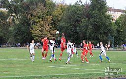 24 августа состоится футбольный матч ФК «Кривбасс» - ФК «Никополь»