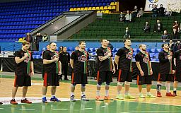 БК «Кривбасс» вышел в полуфинал чемпионата Украины по баскетболу