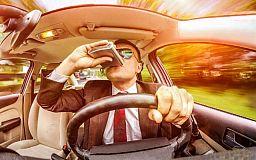 В Украине пьяными ездят тысячи водителей,- полицейская статистика
