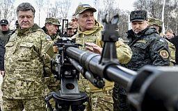 Служу народу Украины: в 2016 году в армию по контракту пошло 1300 мужчин Днепропетровщины