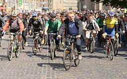 В Кривом Роге пройдет всеукраинская акция «На велосипеде на работу - это просто!»