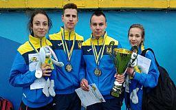 Криворожанка завоевала золотую медаль на международных соревнованиях по легкой атлетике