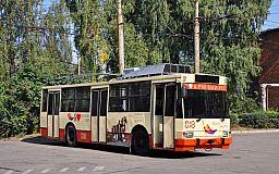 Троллейбусный маршрут №3 поедет через Заречный