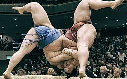 Так и до Японии не далеко. Криворожские сумоисты в Кубке Украины