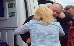 Из плена боевиков освободили двоих украинцев