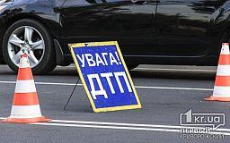 В Кривом Роге ВАЗ сбил пешехода. Водитель пытался скрыться
