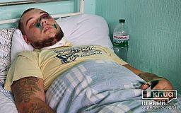 В Кривом Роге напали на таксиста. Интервью с пострадавшим (СЮЖЕТ)