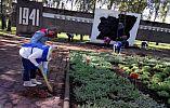 В Кривом Роге ко Дню Победы заканчивается благоустройство мемориалов воинам Великой Отечественной войны