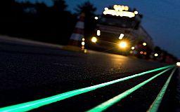 Синими, желтыми, красными: На дорогах Кривого Рога засияет светоотражающая разметка