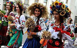 «Вишите моє життя»: В Кривом Роге пройдет парад вышиванок