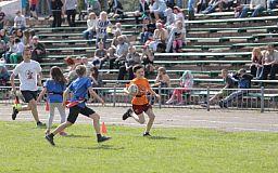 Впервые в Кривом Роге: В городе прошел турнир Детской регбийной лиги