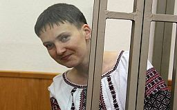 FreeSavchenko: Самолет с Савченко вылетел в Украину, - СМИ