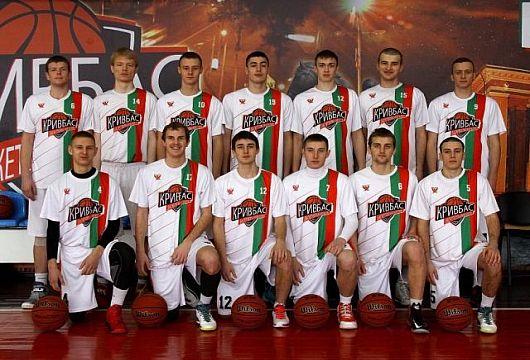 БК «Кривбасс» стал бронзовым призером чемпионата Украины по баскетболу