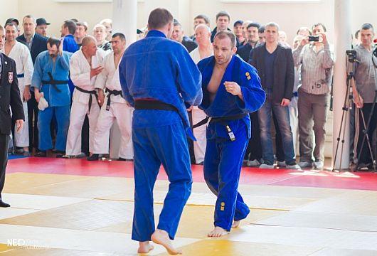 Криворожские ветераны дзюдо завоевали золотые медали международного турнира