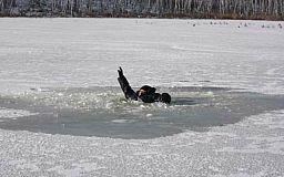Недалеко от Кривого Рога погиб мужчина который решил перейти через замерзший водоем