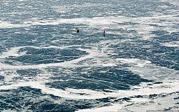 За вчера в Кривом Роге зафиксировано два случая гибели людей на льду