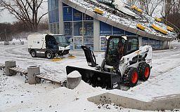 В Кривом Роге снегоуборочная техника будет работать круглосуточно, - городские власти