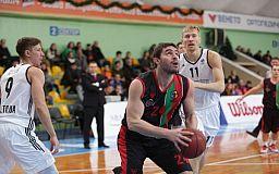 БК «Кривбасс» одержал победу на выезде и подтвердил статус одного из лидеров Суперлиги