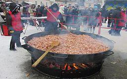 В Днепропетровской области на Рождество установили кулинарный рекорд Украины