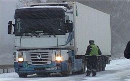 До уваги водіїв! Оперативна інформація щодо стану проїзду дорогами України на 9:00