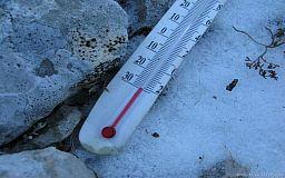 В Николаевской области замерзла насмерть криворожанка