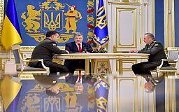 Жодного мобілізованого на фронті, - Президент України
