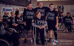 Боец 17-й танковой бригады принял участие в соревнованиях по кроссфиту