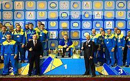 Криворіжці змагалися у Чемпіонаті світу з гирьового спорту