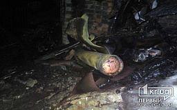 В Кривом Роге взорвался газовый баллон: пострадали местный житель и трое пожарных