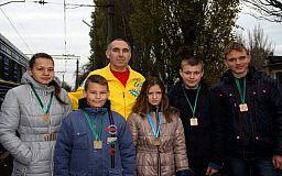 Криворожские сумоисты завоевали медали на чемпионате Европы