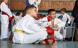 В Кривом Роге состоялся кубок Украины по фунакоши шотокан карате