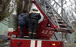 В Кривом Роге в жилом доме прогремел взрыв: двое пострадавших