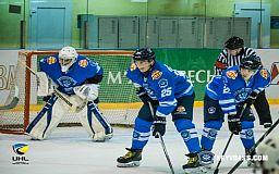 ХК «Кривбасс» в тройке лидеров Чемпионата Украины по хоккею