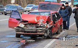 Тройное ДТП в Кривом Роге на объездной дороге. Есть пострадавшие (ОБНОВЛЕНО)