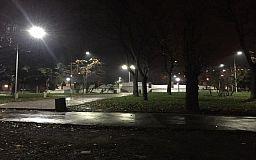 Список улиц Кривого Рога, на которых появилось освещение