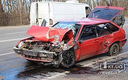 ДТП в Кривом Роге на объездной дороге: причины и последствия
