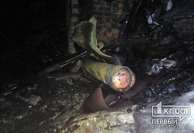 Пожар вДнепропетровской области: пострадали cотрудники экстренных служб
