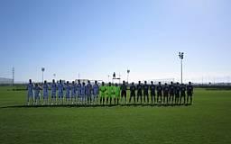 «Горняк» громит шведский клуб «Соллентуна Юнайтед»