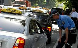 ГАИ сможет отбирать авто у таксистов без лицензии