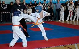 В Кривом Роге состоялся Кубок города по Киокушин каратэ-до