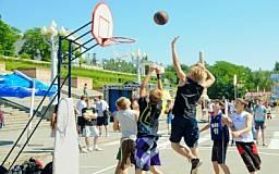 В Кривом Роге состоятся Всеукраинские соревнования по стритболу