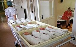 Пациентам криворожских больниц и роддомов угрожает смертность