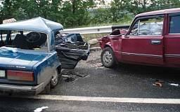 ДТП в Днепропетровской области: 15 человек травмировано