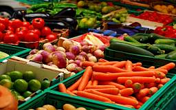 Европейские овощи хуже украинских